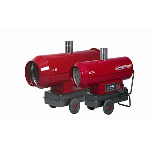 Generatoare aer cald cu ardere indirecta pe motorina