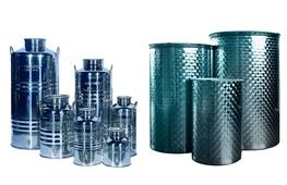 Stocare - Cisterne inox - Bidoane