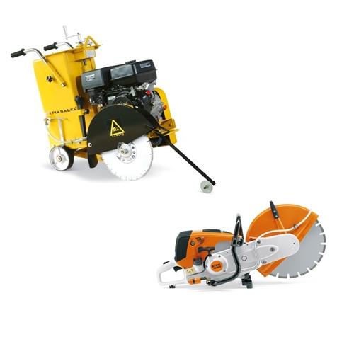 Masini de taiat beton/asfalt & Accesorii