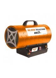 Aeroterma pe gaz RURIS VULCANO 883, 30 kW, 650 m3/h, 102360 BTU