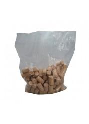 Dop din pluta naturala 24x40 mm (100 buc)