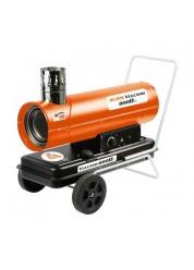 Generator de aer cald pe motorina cu ardere indirecta RURIS VULCANO 8000, 20 kW, 600 m3/h, 68240 BTU