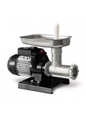 Masina de tocat carne electrica REBER 9501 N, nr. 12, 500 W, 50-90 kg/h, accesorii inox
