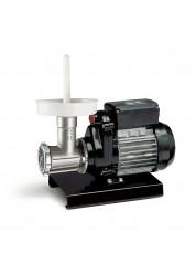 Masina de tocat carne Reber 9502 N, nr. 5, 400 W, 30-50 kg/h, accesorii plastic
