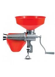 Storcator de rosii manual Reber 8501 N, nr. 5, corp fonta, vas receptie nylon