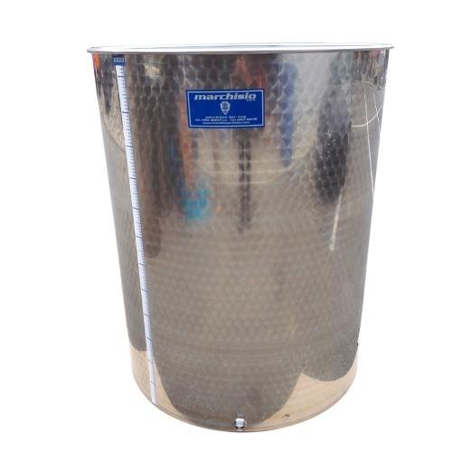 Cisterna din inox cu capac flotant cu ulei MARCHISIO SPO2150, 2150 L