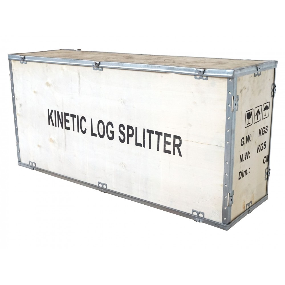 Despicator cinetic de lemne, orizontal, ProGARDEN BT-EK5T, 230 V, 1500 W, 5 T, diametru max. 28 cm, lungime 37 cm