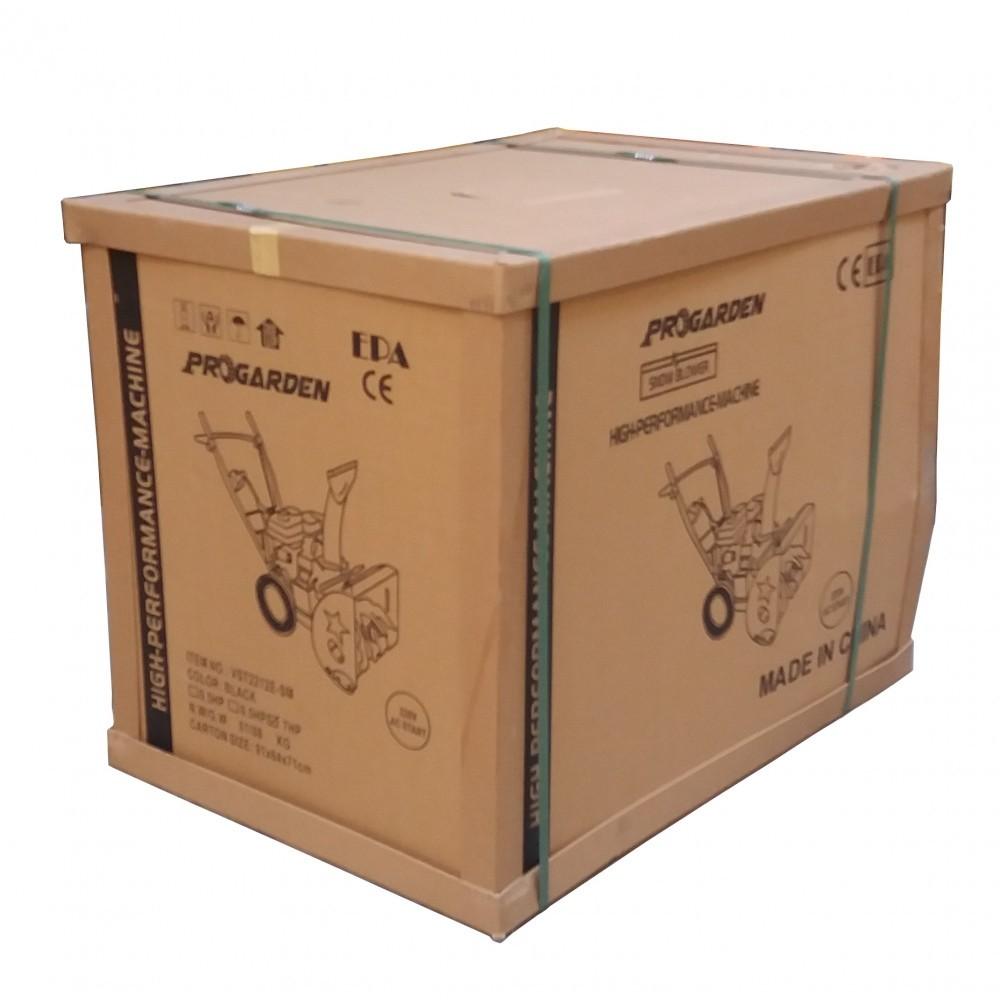 Freza de zapada ProGarden FB 5670E, Loncin, 7 CP, 56 cm, pornire electrica