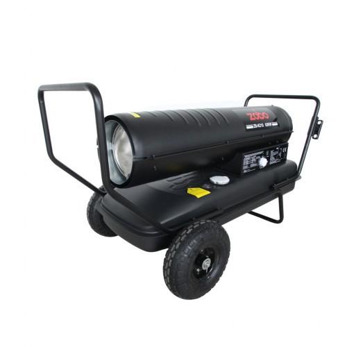 Generator de aer cald pe motorina cu ardere directa ZOBO ZB-K215, 63 kW