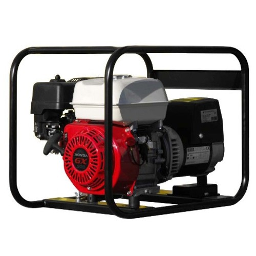 Generator de curent monofazat AGT 3501 HSB SE, Honda GX200, 3 kVA, benzina