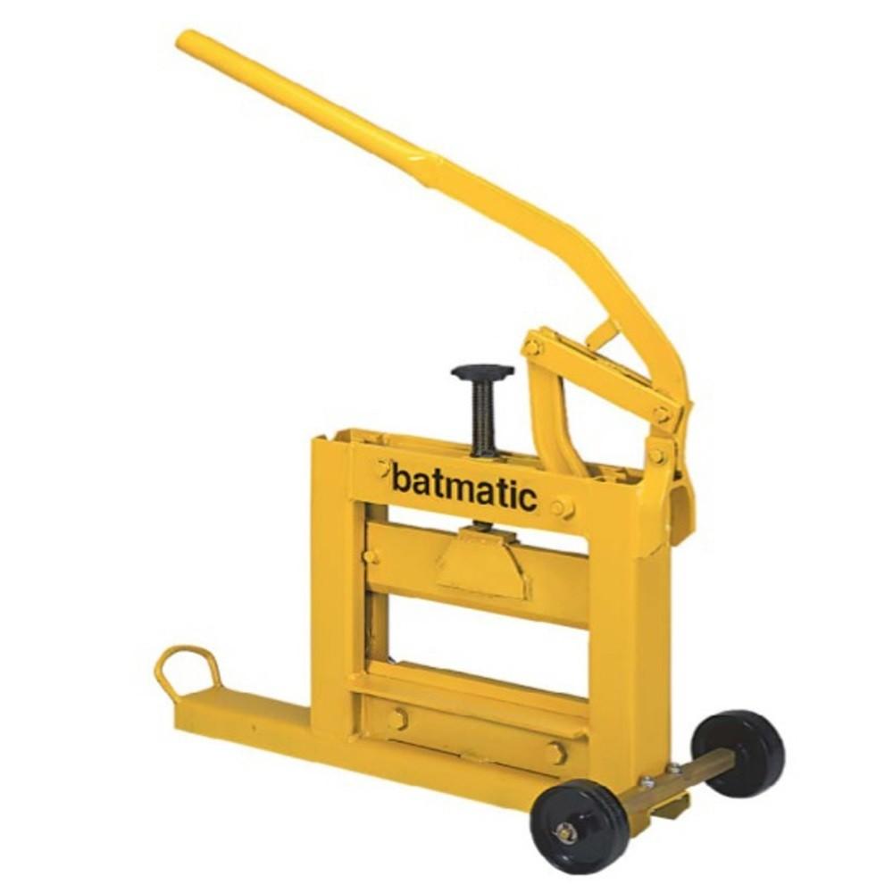 Ghilotina pentru pavele Batmatic T31, L 310 mm, inaltime taiere 30-105 mm