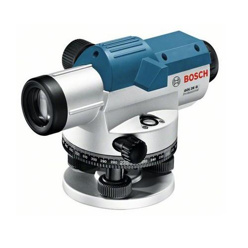 Nivela optica Bosch GOL 26 G