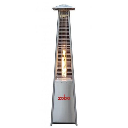 Incalzitor de terasa Zobo H1501A, 11.2 kW, inox