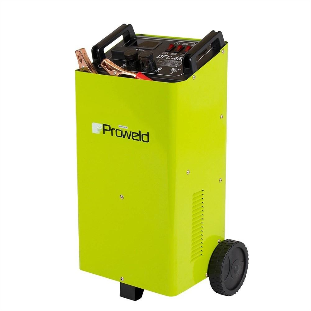 Redresor + Robot pornire auto 12-24V ProWELD DFC-450A