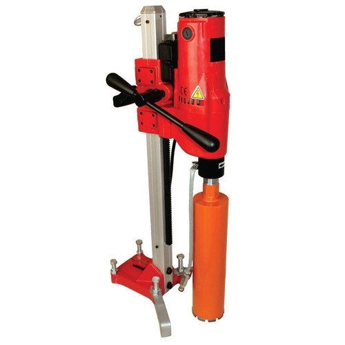 Masina de gaurit cu carota Bisonte EC1500, 1500 W, max. 200 mm