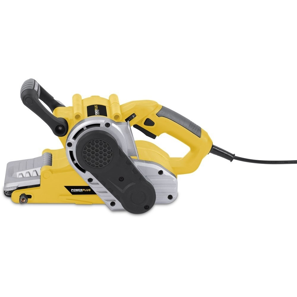 Masina de slefuit cu banda Power Plus POWX0460, 950 W, 76 x 533 mm