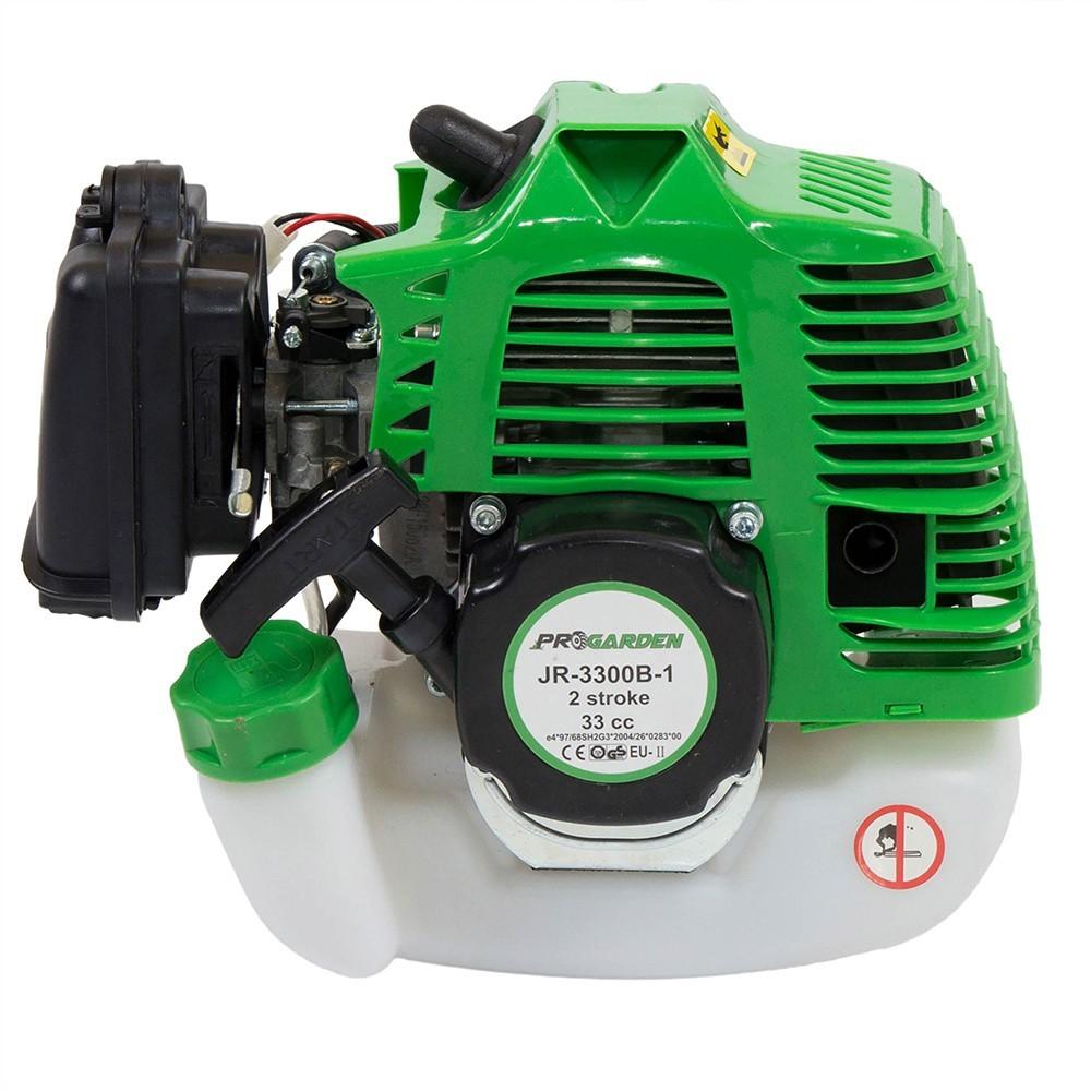 Motocoasa ProGarden JR-3300B-1, motor 2T, 33 cmc, 1.1 CP