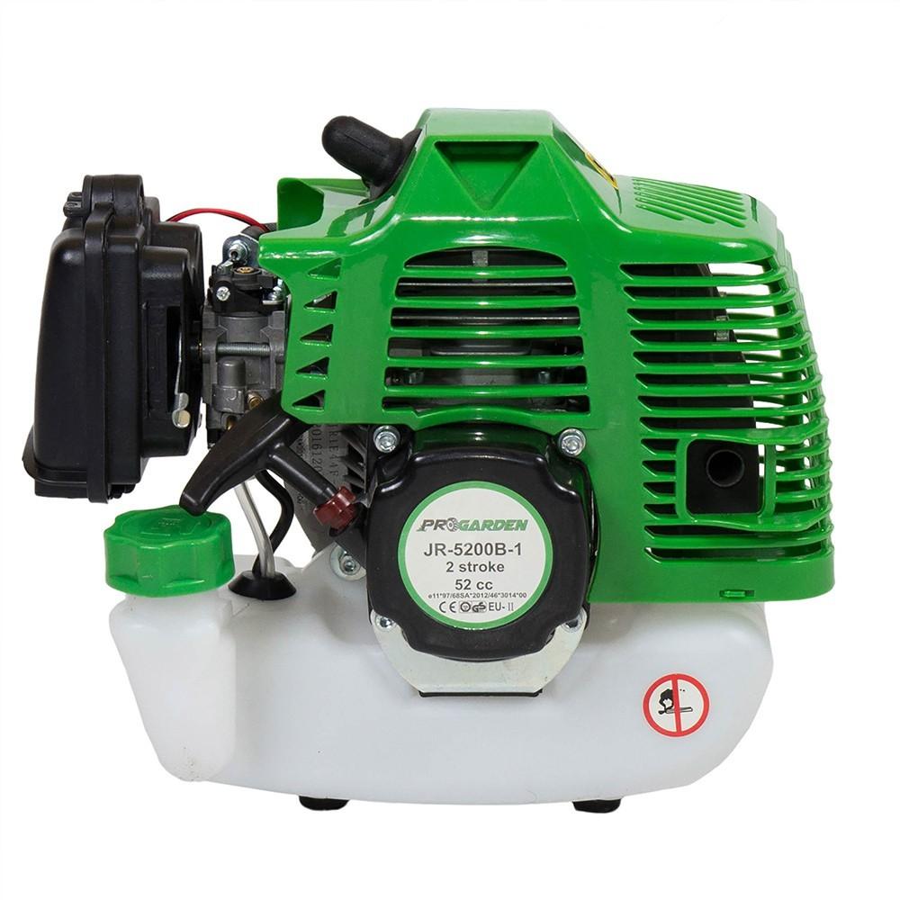 Motocoasa ProGarden JR-5200B-1, motor 2T, 52 cmc, 2.2 CP