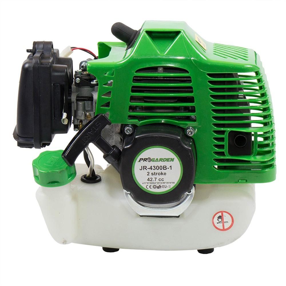 Motocoasa ProGarden JR-4300B-1, motor 2 timpi, 42.7 cmc, 1.6 CP