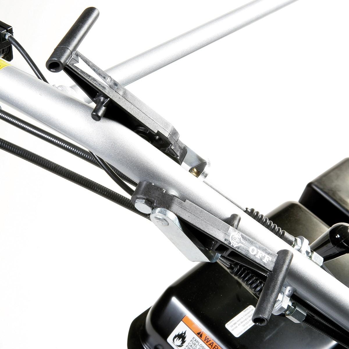 Motocositoare Bertolini 140, Honda GX200, 6.5 CP, 127 cm