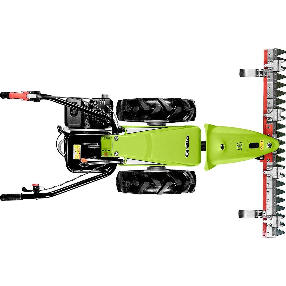 Motocositoare Grillo GF3, Honda GX270, 9 CP, 127 cm SP