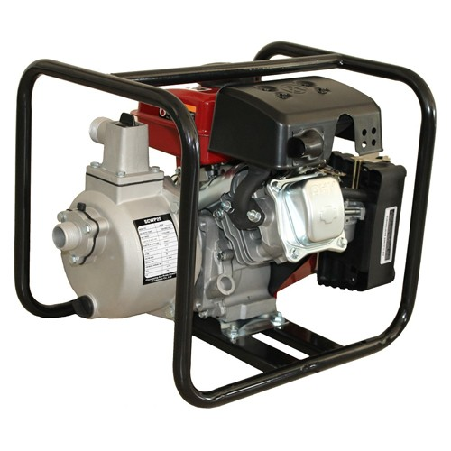 "Motopompa apa curata Senci SCWP-25, 100 l/min, Hmax. 18 m, 1"""