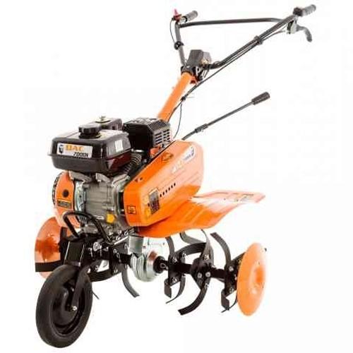 Motosapa pe benzina Ruris DAC 7000 ACC1, 7 CP, 3 viteze + accesorii