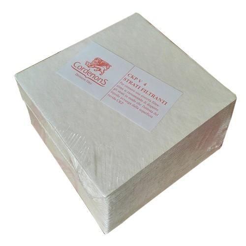 Placi filtrante 20x20 cm CKP V4, degrosare medie