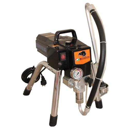 Pompa pentru zugravit/vopsit Bisonte PAZ-6318, 1 kW, 210 bar, 1.8 l/min