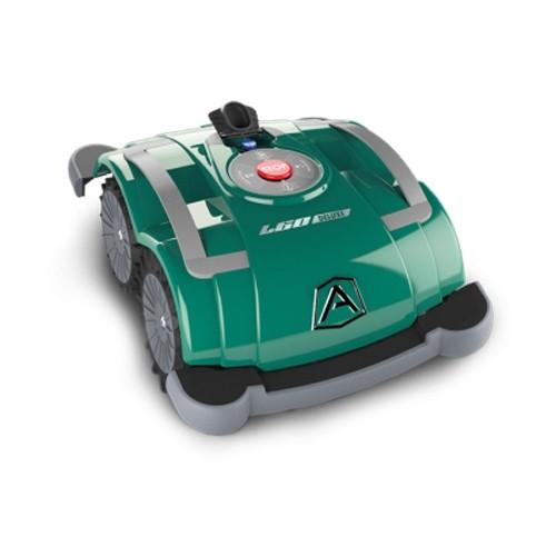 Robot de tuns iarba Ambrogio L60 DELUXE, 25.9 V, 2x2.5 Ah, 25 cm