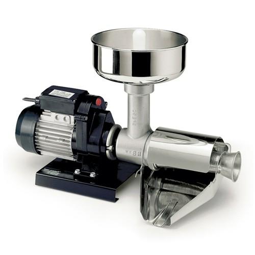Storcator de rosii electric Reber 9004 N, nr. 12, motor inductie, 500 W, 150-340 kg/h