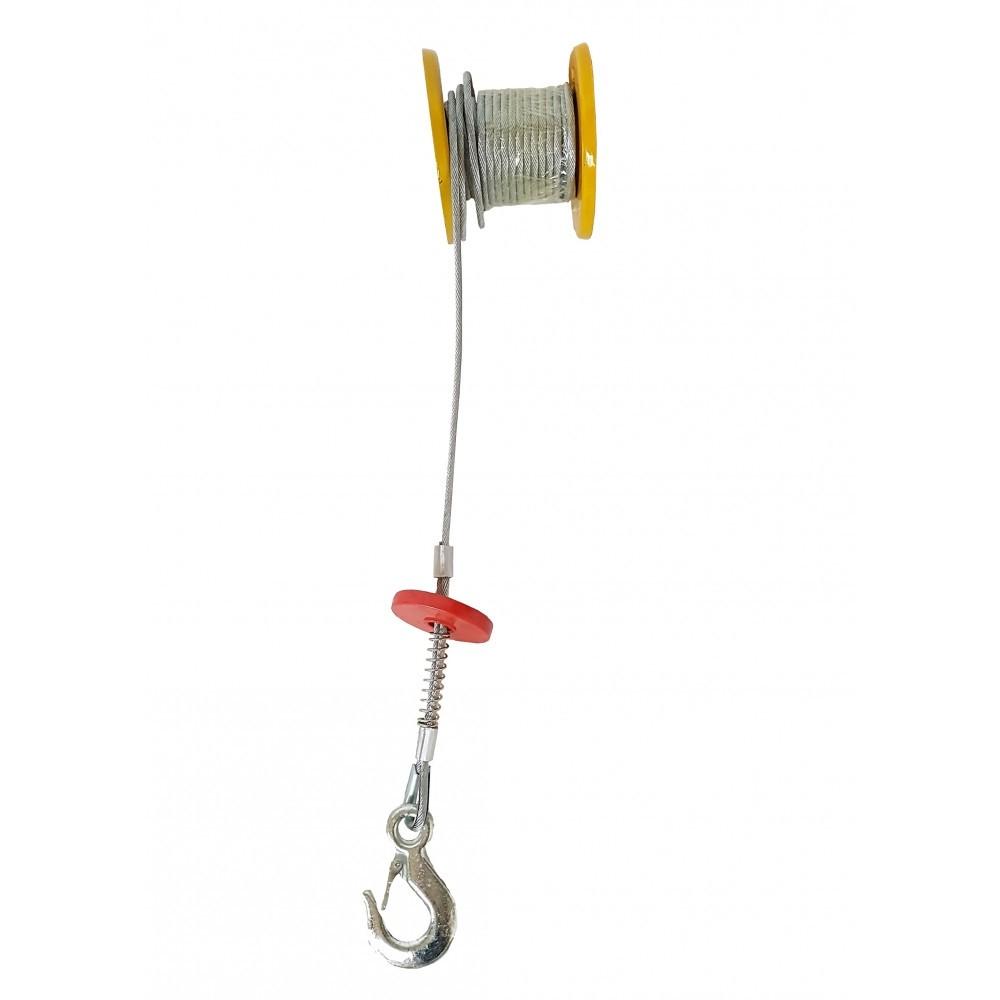 Tambur cablu pentru palan STAGER PA600