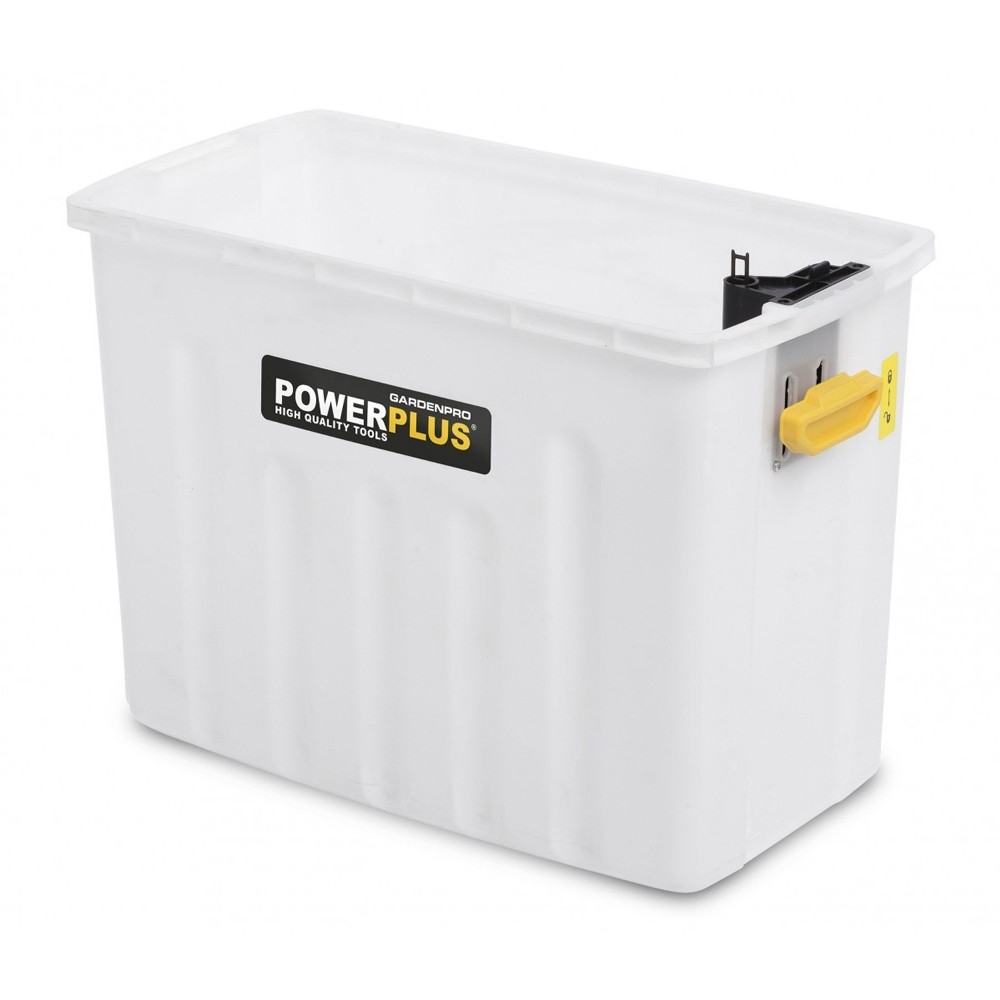 Tocator de gradina Power Plus POWXG6461, 2800 W, 45 mm
