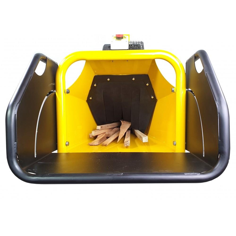 Tocator de gradina, pe benzina, ProGARDEN TB100, 15 CP, diametru max. 100 mm