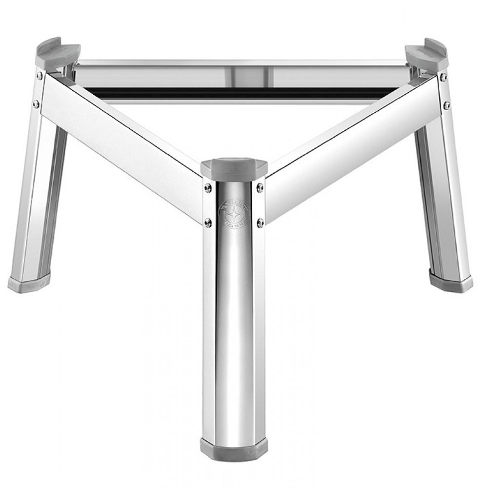Suport din inox pentru cisterna MetalBox SB-63, 630 mm, protectii din plastic
