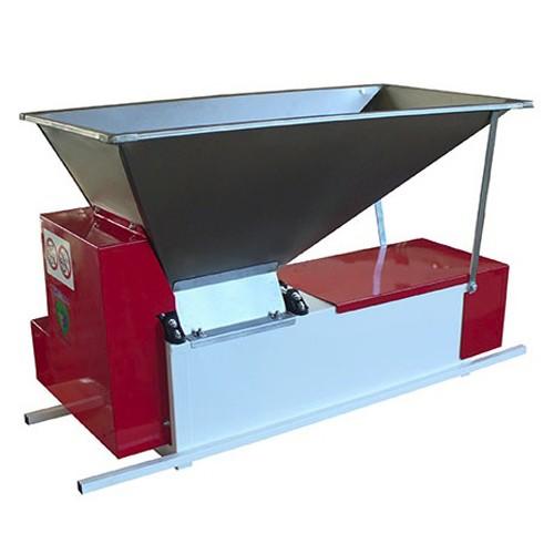 Zdrobitor-desciorchinator electric ENO 3/M Semi-Inox, 0.75 kW, 1000-1200 kg/h