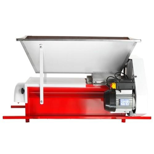 Zdrobitor-desciorchinator electric Marchisio FAMILY Semi-Inox, 0.75 kW, 1000-1500 kg/h