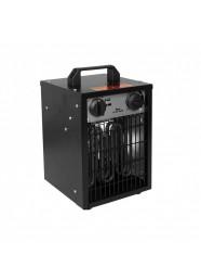 Aeroterma electrica monofazata Zobo ZB-EF2, 2 kW, 186 mc/h, suprafata incalzita 20 mp