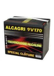 Baterie pentru gard electric Lacme ALCAGRI 9 V, 170 Ah