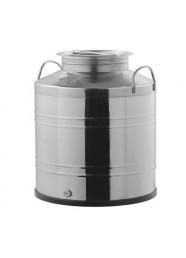 "Bidon inox MARCHISIO tip D ""ECONOMY"" FUSE25S, 25 litri"