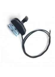 Cablu acceleratie cu maneta 105 cm