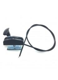 Cablu acceleratie cu maneta 127 cm