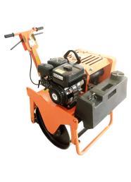 Cilindru vibrocompactor Bisonte CV300-H, Honda, 5.5 CP, benzina, 13.5 kN, 600 mm