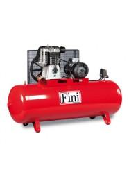 Compresor de aer Fini BK120-500F-10, 400 V, 7.5 kW, 1080 l/min, 10 bar, 500 l