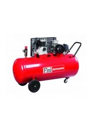 Compresor de aer Fini MK103-200-4, 400 V, 3 kW, 395 l/min, 10 bar, 200 l
