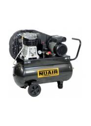 Compresor de aer Nuair NUB B2800B/50 CM3, 230 V, 2.2 kW, 330 l/min, 10 bar, 50 l
