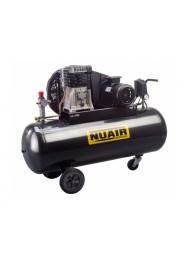 Compresor de aer Nuair NUB B3800B/150 CT3, 400 V, 2.2 kW, 390 l/min, 10 bar, 150 l