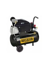 Compresor de aer Nuair NUB FC2/24 CM2, 230 V, 1.5 kW, 222 l/min, 8 bar, 24 l