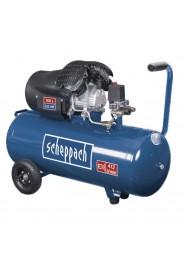 Compresor de aer Scheppach HC100DC, 230 V, 2.2 kW, 412 l/min, 8 bar, 100 l