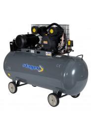 Compresor de aer Stager HM-V-0.6/370, 400 V, 4.1 kW, 600 l/min, 8 bar, 370 l